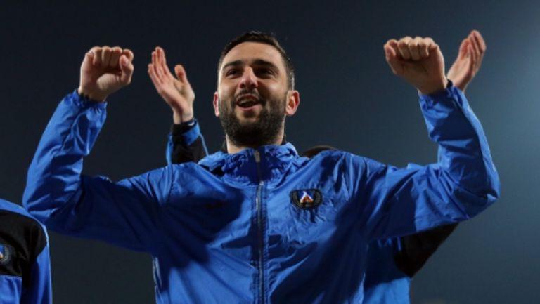 Стана ясно защо Гаджев не тренира с Кубан, националът лети за Кипър