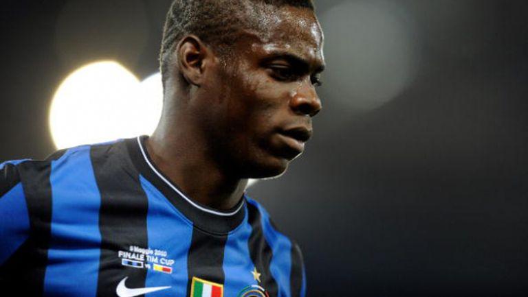 Бивш играч на Интер със скандално разкритие за Балотели