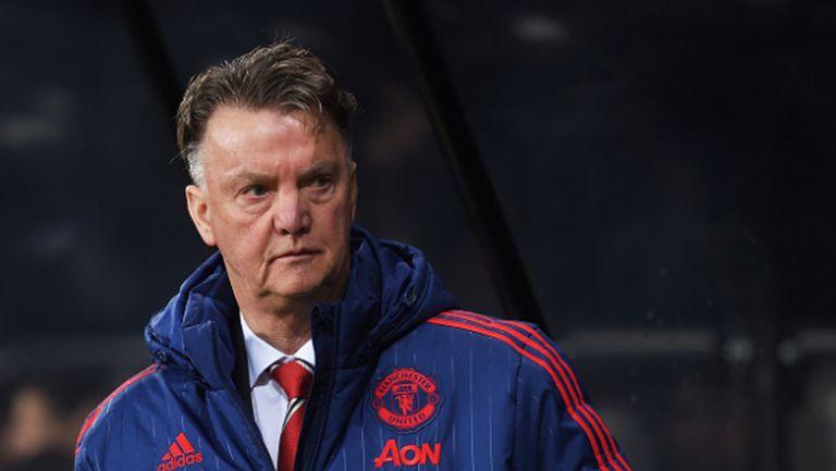 Ван Гаал: Трябваше да вкараме 6 гола