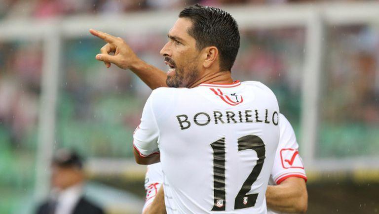 Бориело преговаря с Милан