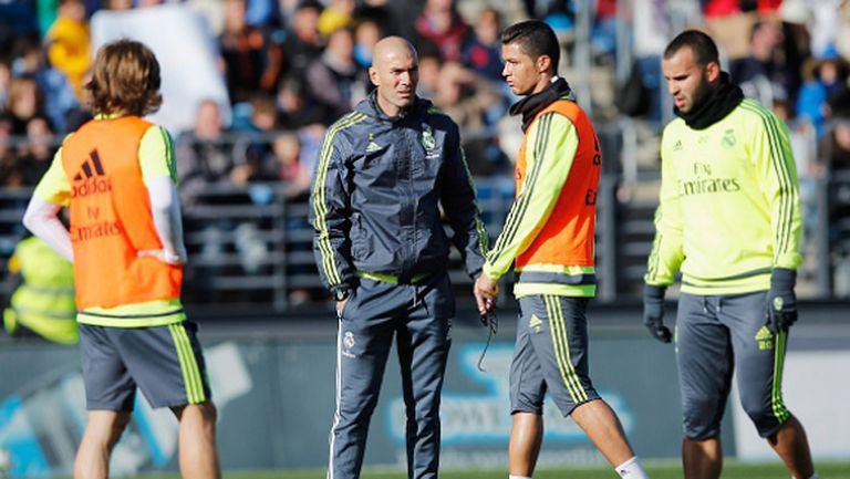 Реал атакува Премиър лийг в следващите две седмици заради трансферното ембарго