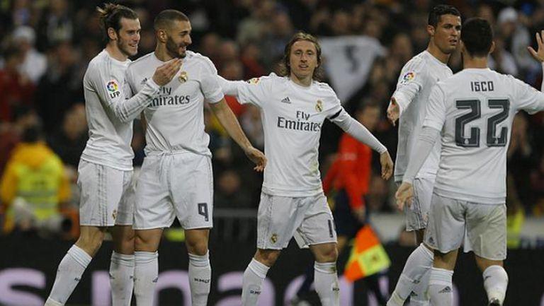 Испанската футболна лига защити наказаните Реал Мадрид и Атлетико