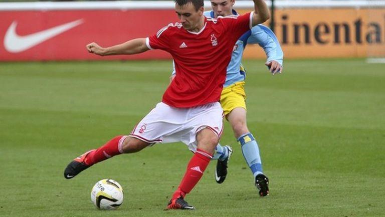 Нотингам преотстъпва български талант