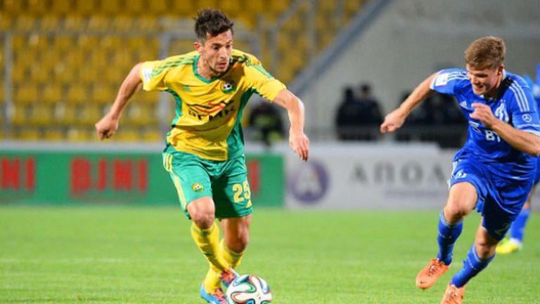 Кубан загуби първата си контрола в Кипър, Манолев бе титуляр, а Гаджев не игра