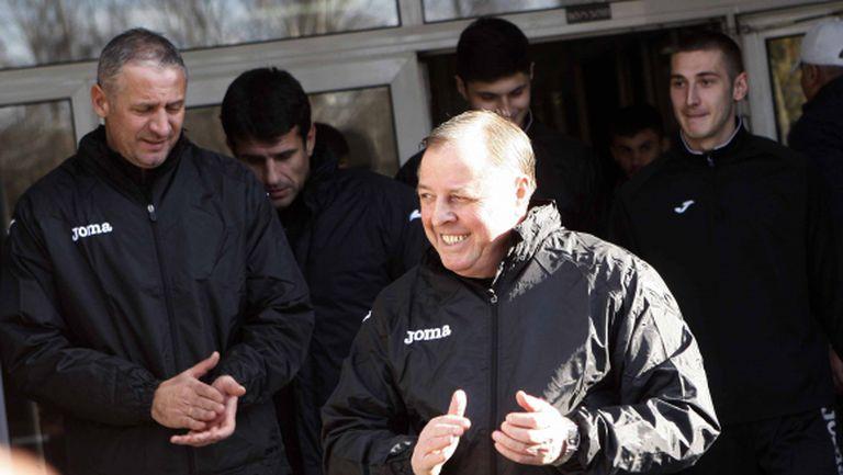 Славия ще тества четирима от Краснодар