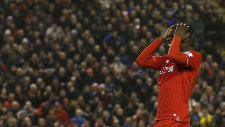 Немощта в атака срещу Юнайтед подчерта проблема на Ливърпул