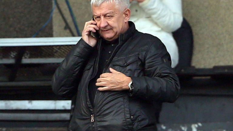 Христо Крушарски: Стабилни клубове ще имаме, когато имаме и стабилна държава