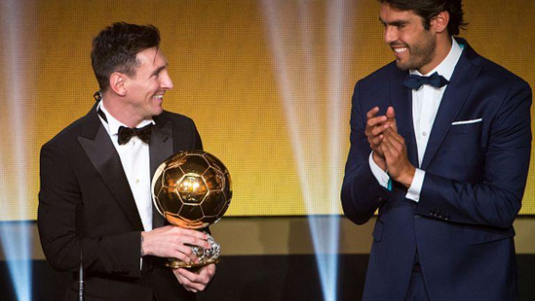 Меси: Никога няма да играя в друг европейски клуб