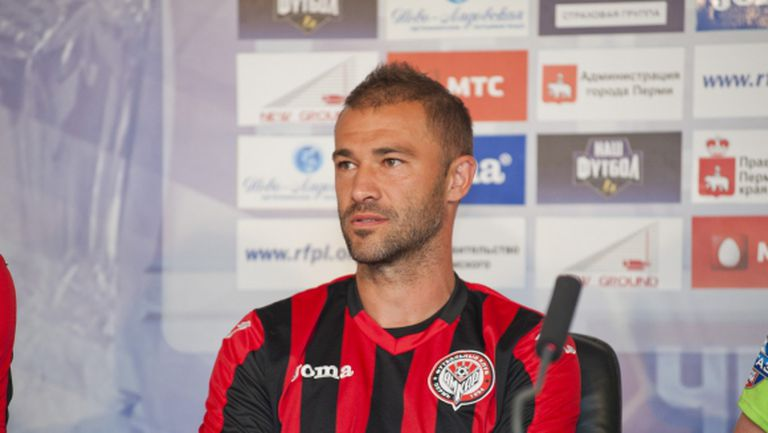 Георги Пеев стана играещ треньор