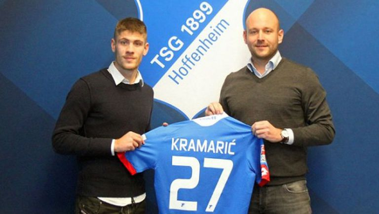 Крамарич не издържа на конкуренцията в Лестър и замина за Германия