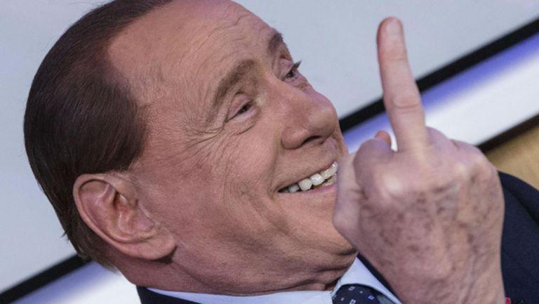 Берлускони: Манчини не биваше да говори