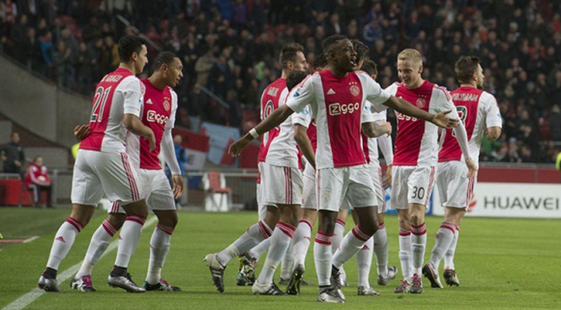 Гол в 1-ата минута донесе важна победа на Аякс