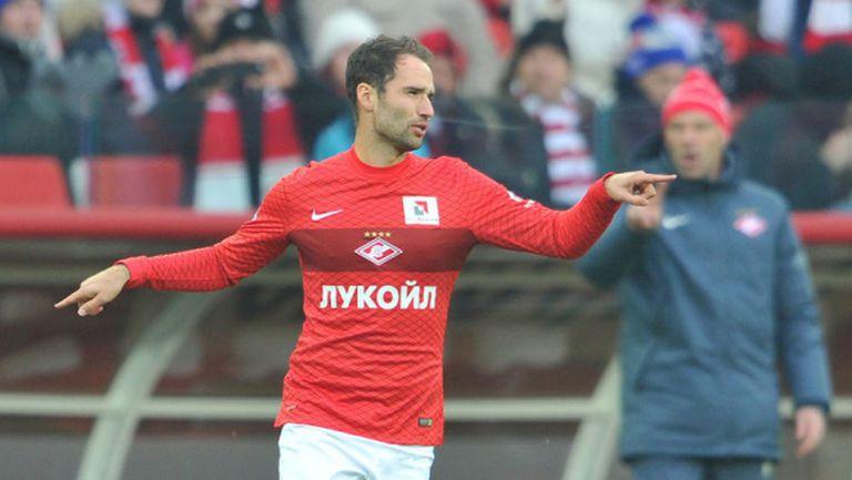 Капитанът на Русия си търси нов отбор