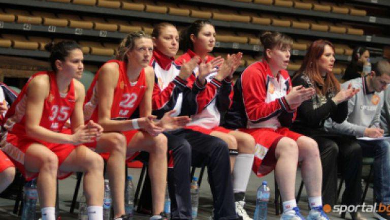 Хасково 2012 победи Берое в среща от женското баскетболно първенство