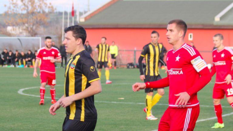 Тошко Неделев се завърна с гол за Ботев (видео)
