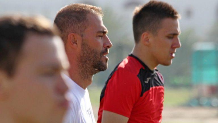 Георги Пеев е вече играещ помощник-треньор на Амкар