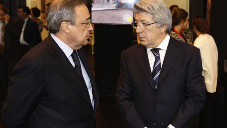 Отмениха наказанията на Реал и Атлетико Мадрид