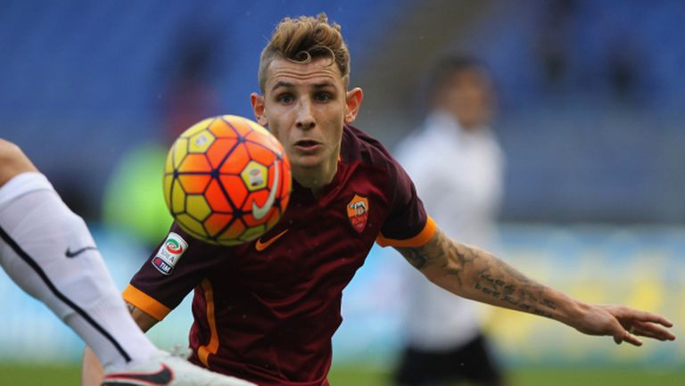 Защитник на Рома аут за две седмици