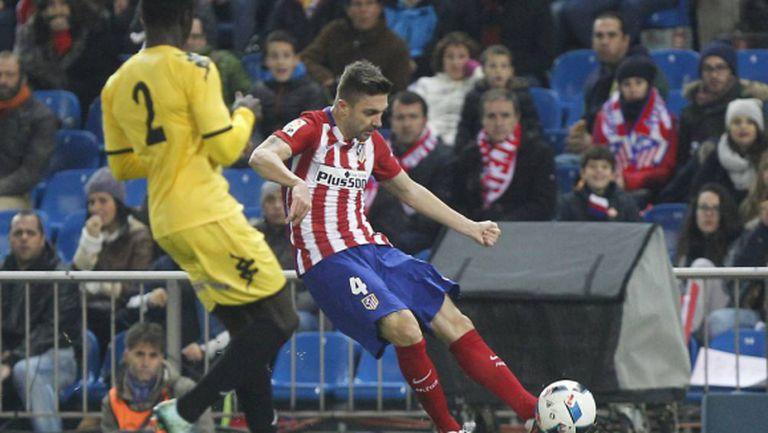 Валенсия се подсили с резерва на Атлетико Мадрид