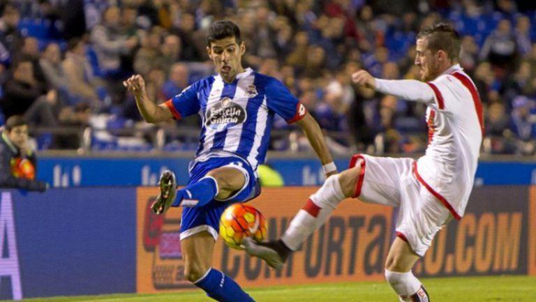 Четири гола и без победител между Ла Коруня и Райо