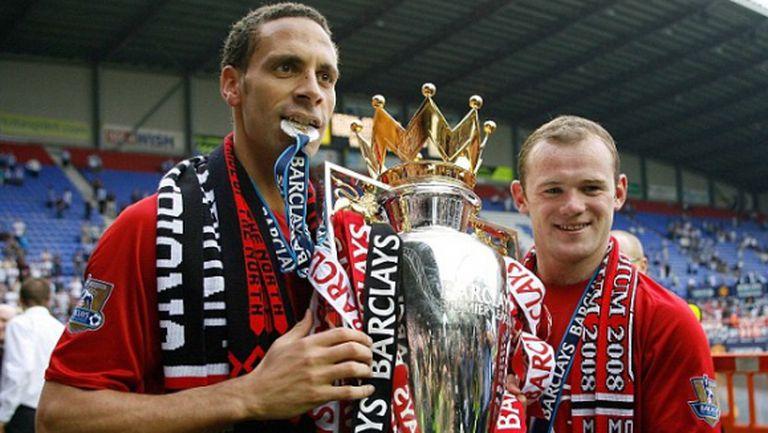 Рио Фърдинанд: Ман Юнайтед не може да си позволи да се превърне в Ливърпул