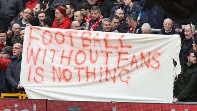 Историческо: Феновете на Ливърпул спечелиха войната с шефовете на клуба