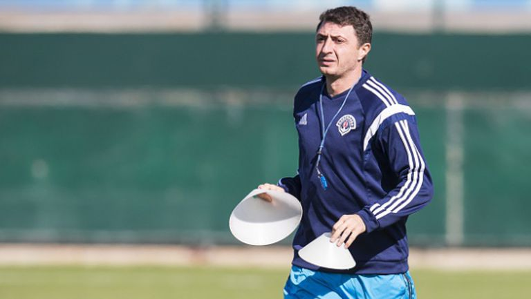 Грузинец става треньор на Бербатов