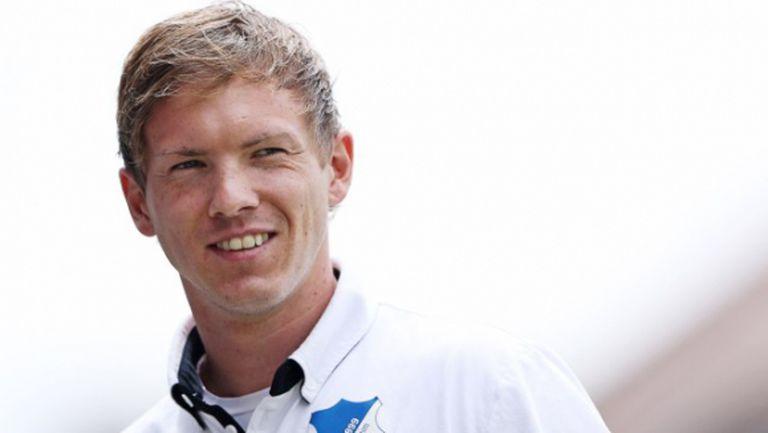 Хофенхайм назначи най-младия треньор в Бундеслигата