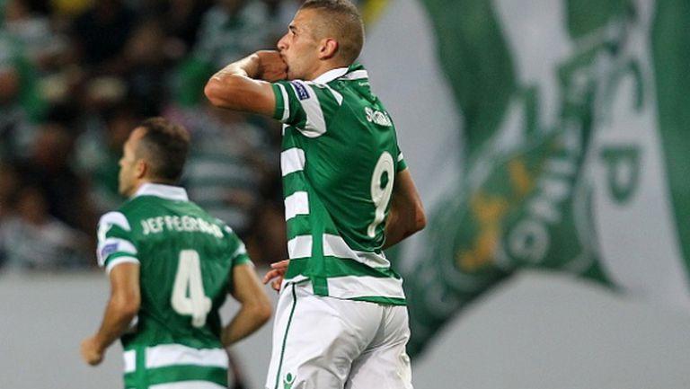 Спортинг Лисабон оглави класирането в Португалия