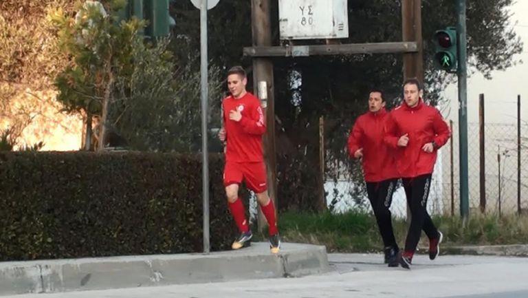 Головодов тренира извънредно след мача с Дунав