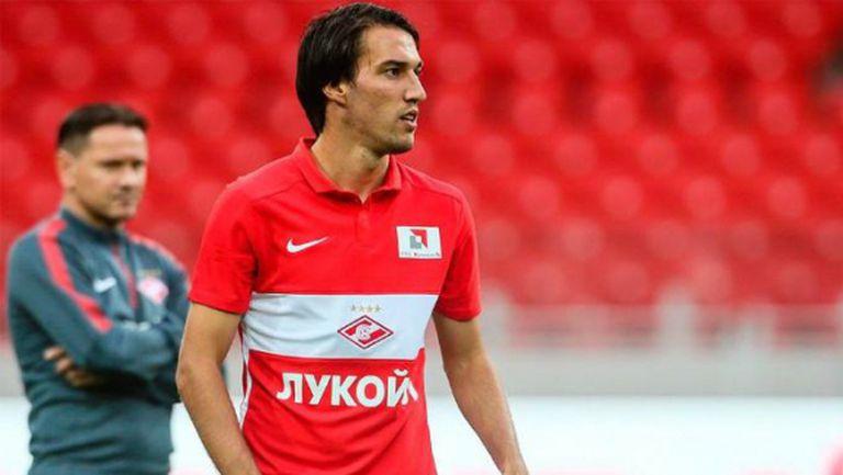 Аленичев: Ивелин Попов е сред лидерите на Спартак