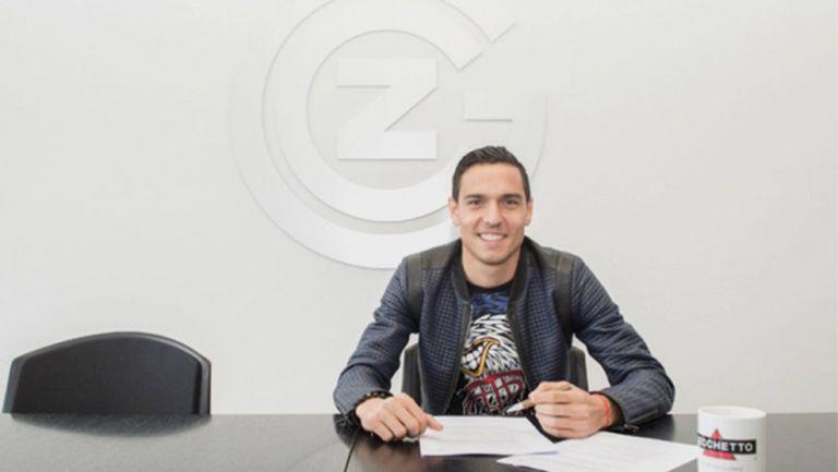Георги Миланов ще доиграе сезона в Швейцария