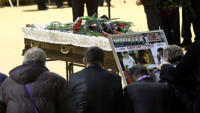 Португалия: Приемете искрените ни съболезнования за световноизвестния Трифон Иванов