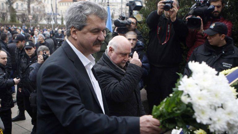 Тодор Батков: Гарантирам, че Левски е в чисти ръце