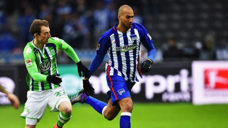 Вратар спря Волфсбург за победа в столицата (видео)