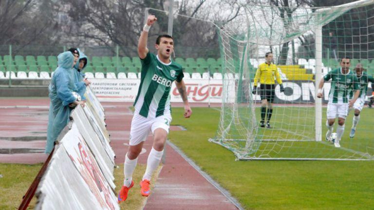 Василев: Не е важно кой вкара, а победата