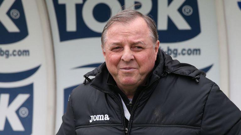 Тарханов: Трудно се играе срещу отбор като Черно море