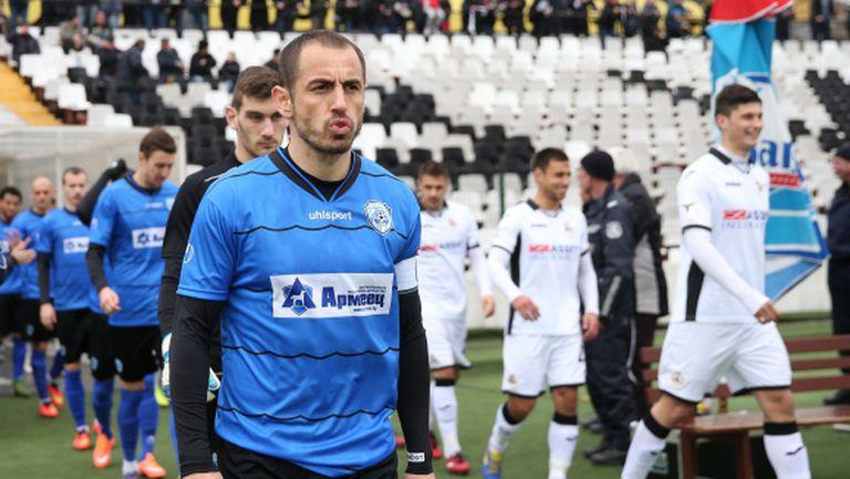 Георги Илиев: Славия също имаше положения
