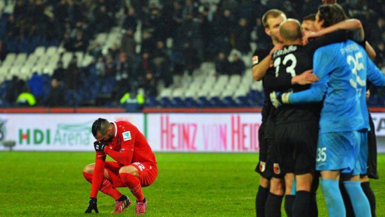 Хановер може да запазва билет за Втора Бундеслига (видео)
