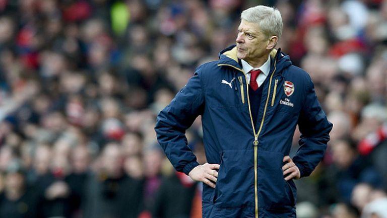 Венгер смята, че Арсенал никога не е имал по-добри шансове да елиминира Барселона