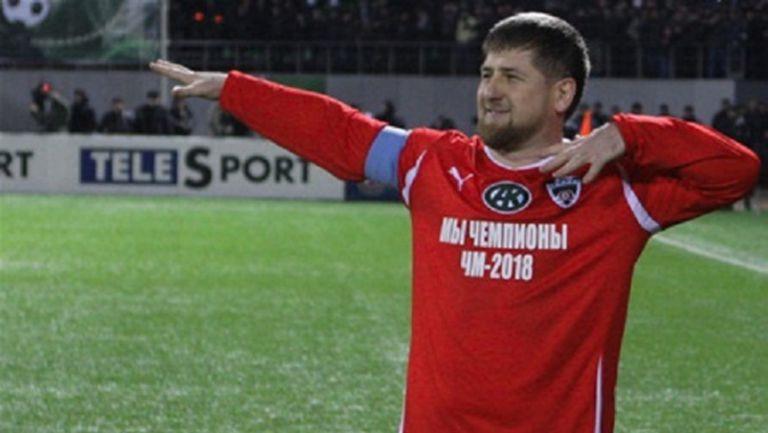 Локо отряза Кадиров за Тарасов