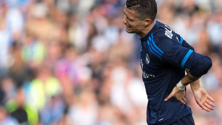 Кристиано гони рекорд по изпуснати дузпи за Реал