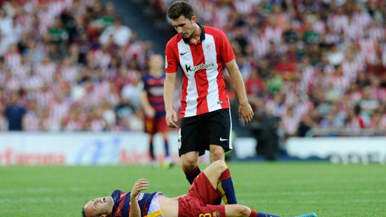 Барселона приготви 50 милиона за бранител на Билбао