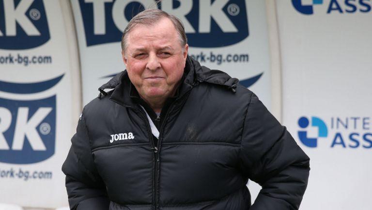 Тарханов: Берое е по-добър отбор от Черно море