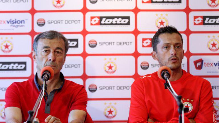 Пламен Марков: Изключително много желаем да играем във Висшата лига