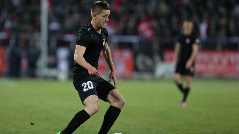 ЦСКА изгуби крило за две седмици