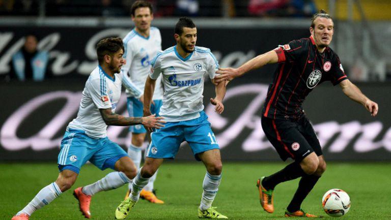 Футболния Бог няма да играе за Айнтрахт в Берлин