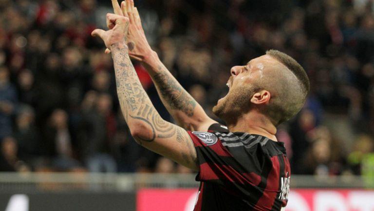 Милан на финал за Купата след 5:0 (видео+галерия)