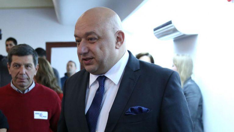 Кралев след срещата в БФС: Скоро ще има проект и ще говорим с клубовете