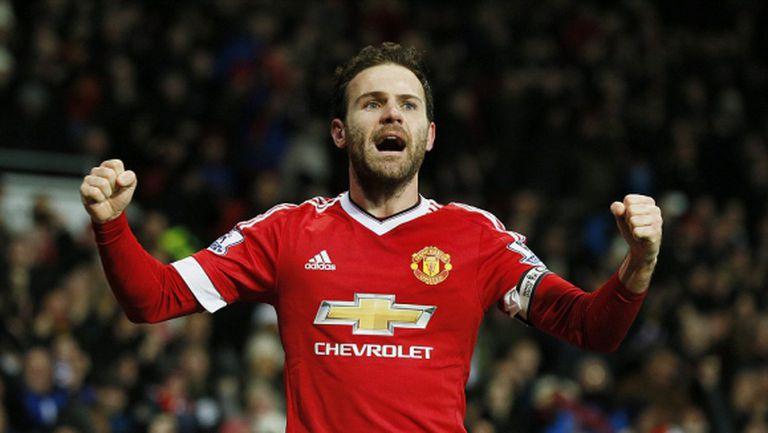 Ман Юнайтед продължава победната серия, настигна Сити (видео)